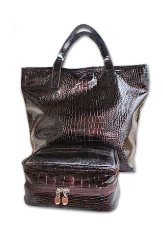 The Perez Bag and Matching Lori L. Tote Bag