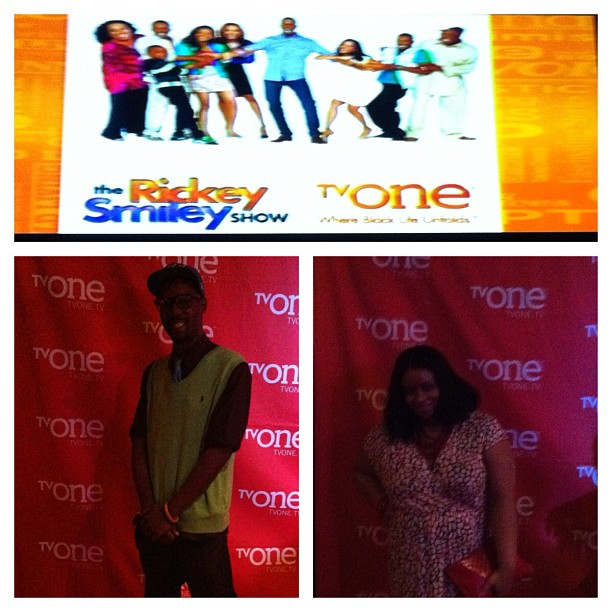 TvOne The Rickey Smiley Show