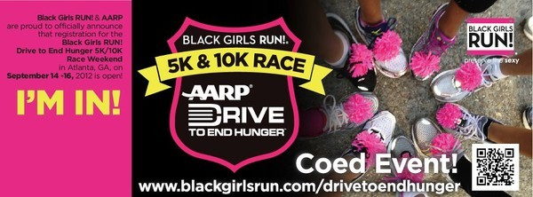 Black Girls Run!/Drive to End Hunger