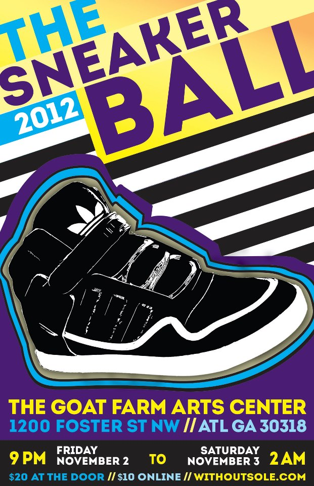Without Soles presents Charity Sneaker Ball